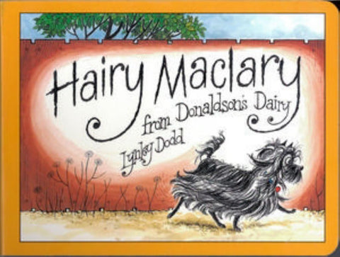 Hairy Maclary from Donaldson's Dairy  by Lynley Dodd - 9780143504450