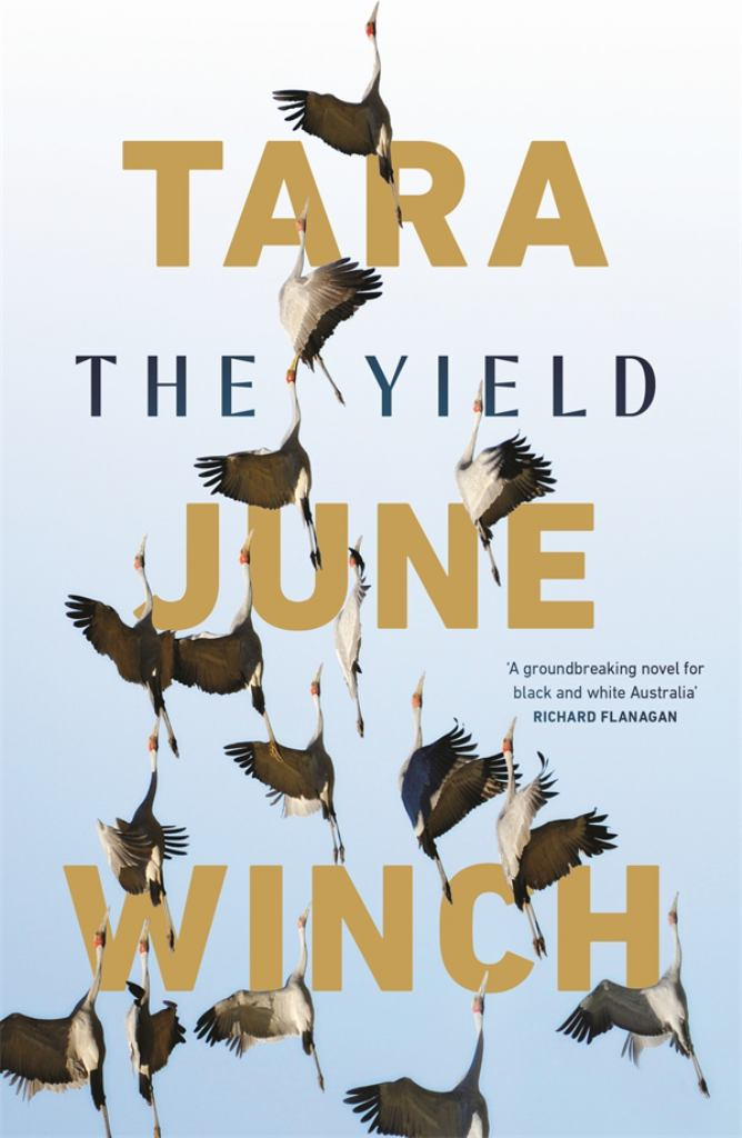The Yield  by Tara June Winch - 9780143785750
