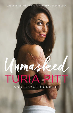 Unmasked  by Turia Pitt - 9780143789826