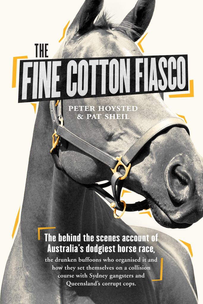 Fine Cotton Fiasco  by Peter Hoysted - 9780143793700