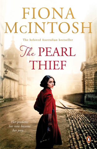 The Pearl Thief  by Fiona McIntosh - 9780143796626
