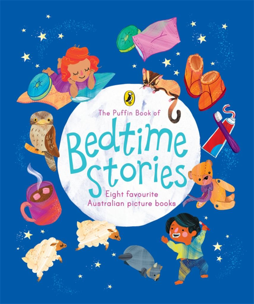 The Puffin Book of Bedtime Stories  - 9780143796732