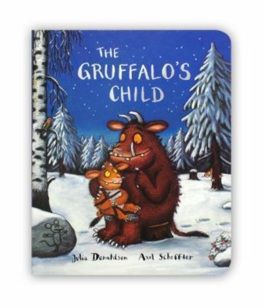 The Gruffalo's Child  by Julia Donaldson - 9780230749610