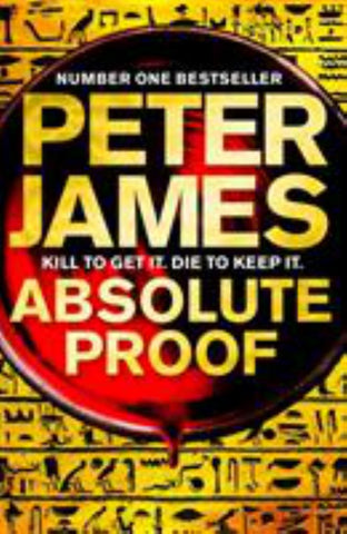 Absolute Proof  by Peter James - 9780230772212