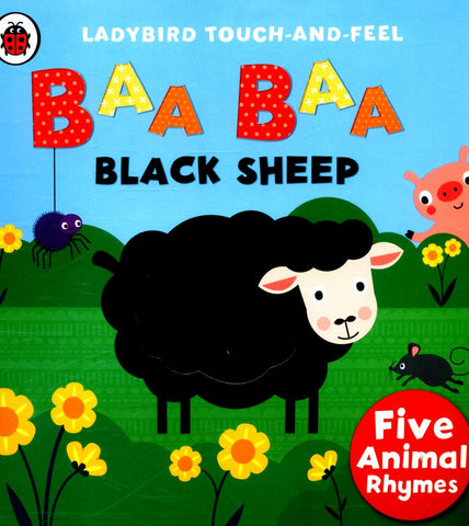 Ladybird Touch and Feel Rhymes  -