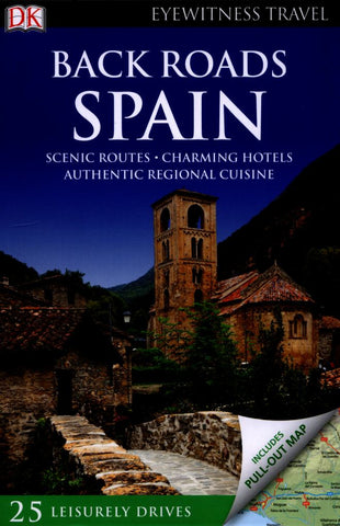 Eyewitness Travel Guide - Back Roads Spain
