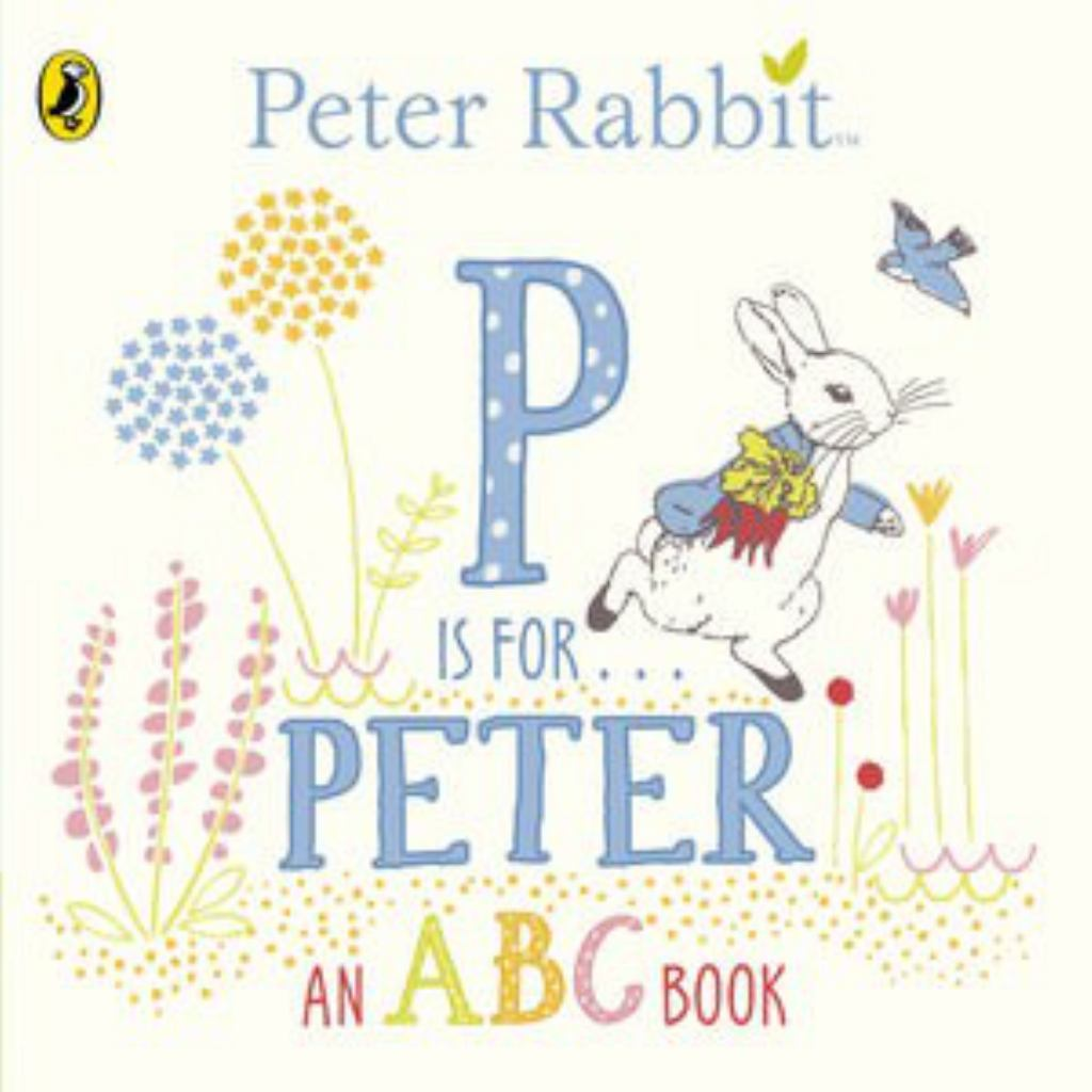 P Is for Peter  - 9780241208144