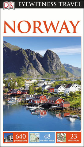Eyewitness Travel Guide - Norway