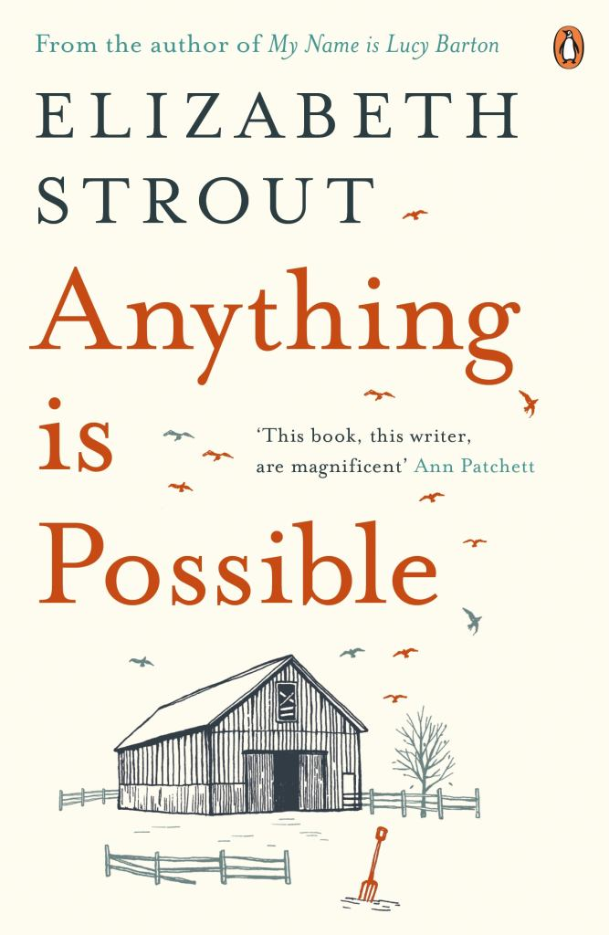 Anything Is Possible  by Elizabeth Strout - 9780241248799