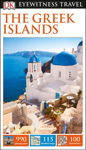 Eyewitness Travel Guide - Greek Islands