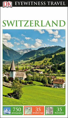 Eyewitness Travel Guide - Switzerland