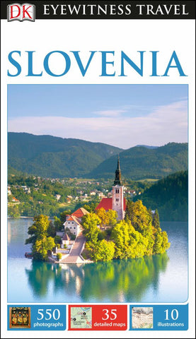 Eyewitness Travel Guide - Slovenia