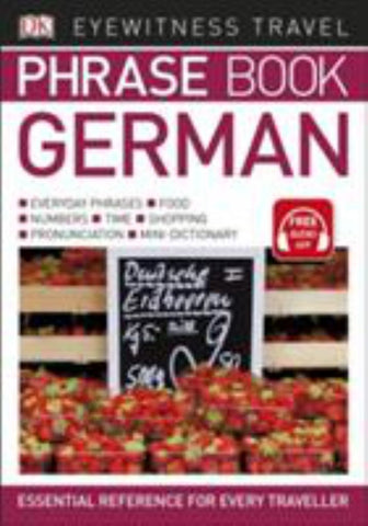 Eyewitness Travel Phrase Book - German