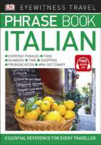 Eyewitness Travel Phrase Book - Italian