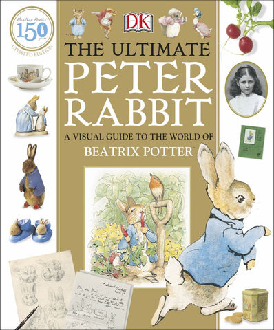 The Ultimate Peter Rabbit  by Camilla Hallinan - 9780241289655
