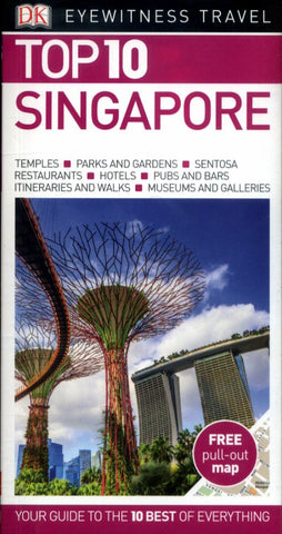 Eyewitness Travel Guide - Singapore  by Dorling Kindersley Travel Staff - 9780241296264