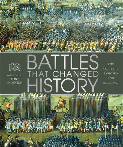 Battles That Changed History  by DK - 9780241301937