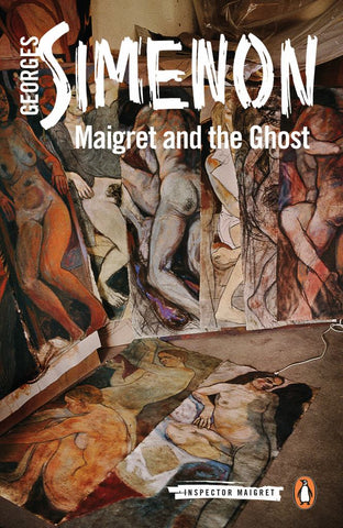 Maigret and the Ghost  by Georges Simenon - 9780241304037