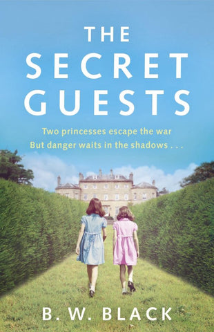 The Secret Guests  by Benjamin Black - 9780241305317