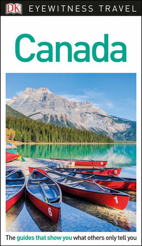 Canada  by Dorling Kindersley Travel Staff - 9780241306116