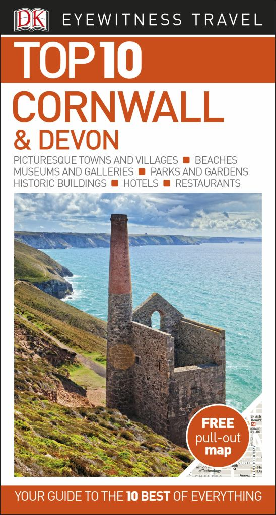 Cornwall and Devon - DK Top 10 Eyewitness Travel Guide  by Dorling Kindersley Travel Staff - 9780241306727