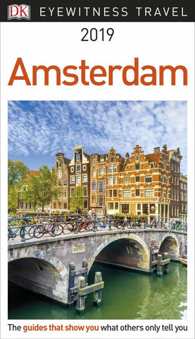 Amsterdam  by Dorling Kindersley Travel Staff - 9780241311899