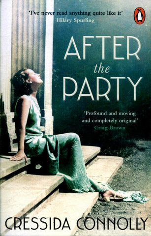 After the Party  by Cressida Connolly - 9780241327739