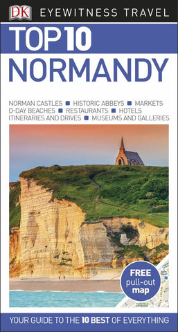 Top 10 Normandy  by Dorling Kindersley Publishing Staff - 9780241355954