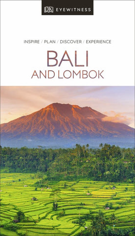 Bali and Lombok - Dk Eyewitness Travel Guide  by Dorling Kindersley Travel Staff - 9780241360040