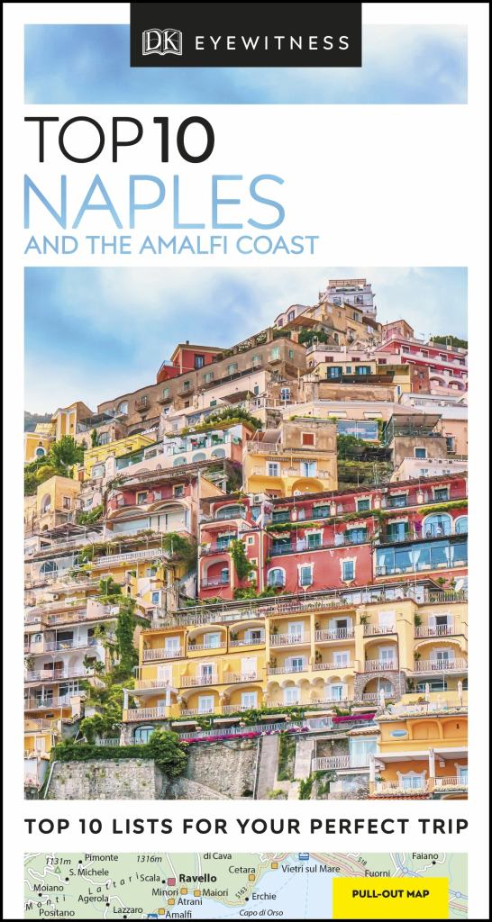 Top 10 Naples and the Amalfi Coast  by Dorling Kindersley Travel Guide Staff - 9780241361788