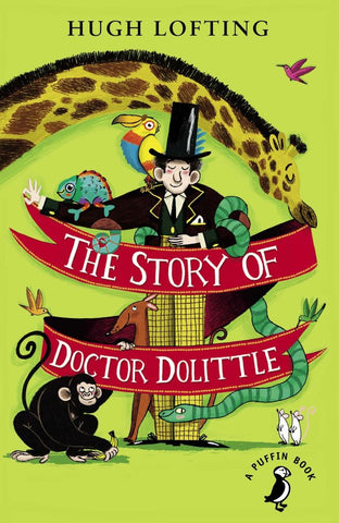 The Story of Doctor Dolittle  by Hugh Lofting - 9780241363133