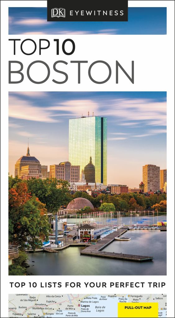 Top 10 Boston  by DK Travel Guide Staff - 9780241364789