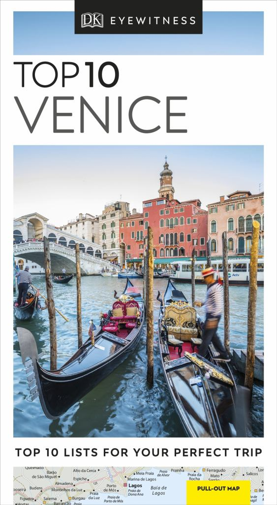 Top 10 Venice  by DK Travel Guide Staff - 9780241364925