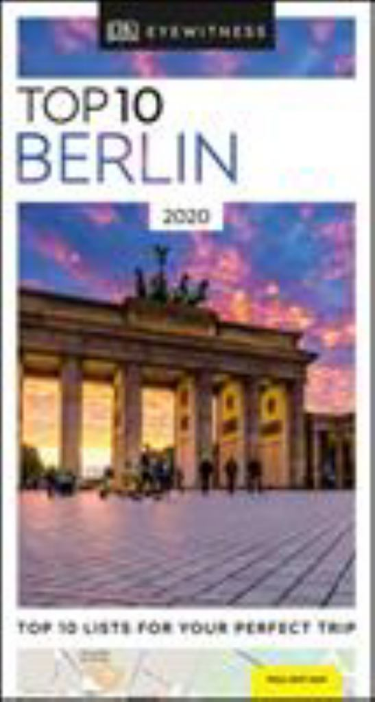 Top 10 Berlin  by DK Travel Guide Staff - 9780241367339