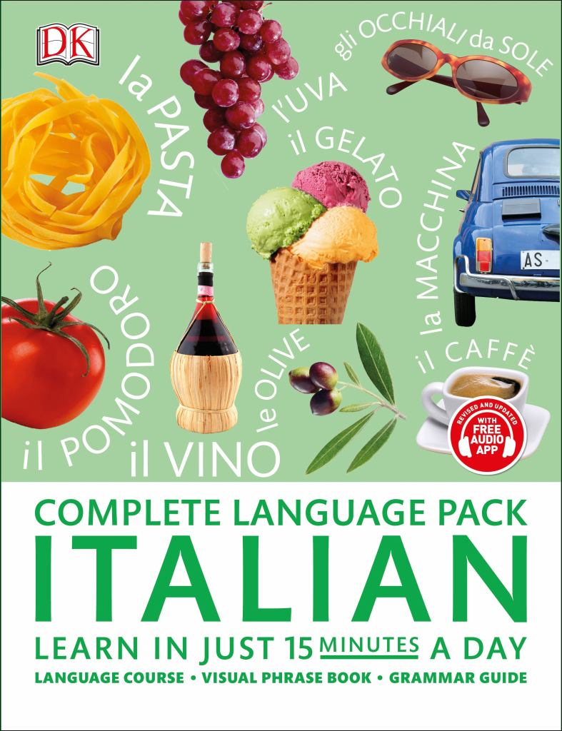 Complete Language Pack Italian  by DK - 9780241379851