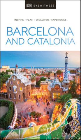 DK Eyewitness Travel Guide Barcelona and Catalonia  by DK Travel - 9780241407950