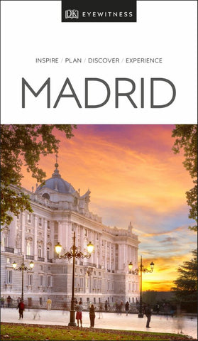DK Eyewitness Travel Guide Madrid  by DK Travel - 9780241407998