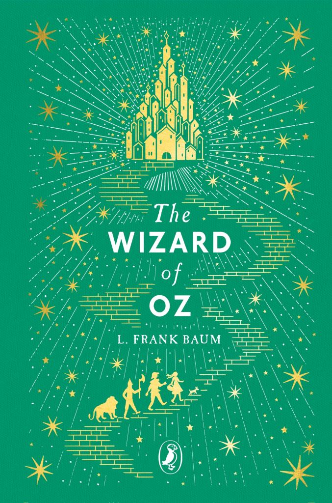 The Wizard of Oz  by L. Frank Baum - 9780241411209