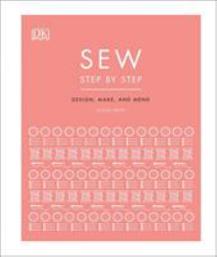Sew Step by Step  by DK - 9780241412404