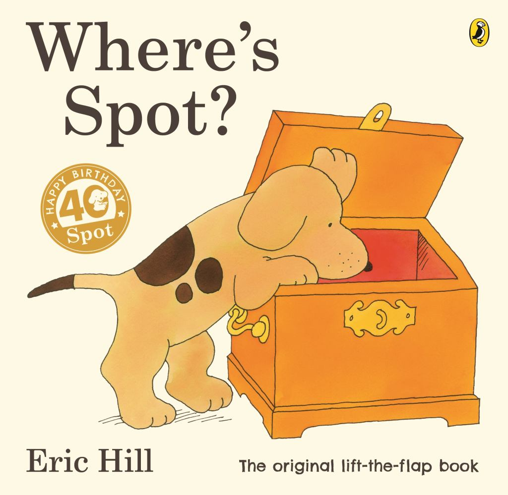 Where's Spot?  by Eric Hill - 9780241426128