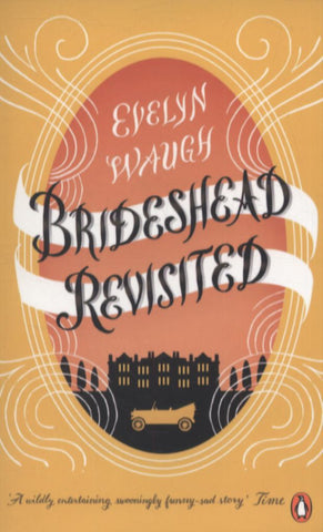 Brideshead Revisited  by Evelyn Waugh - 9780241951613