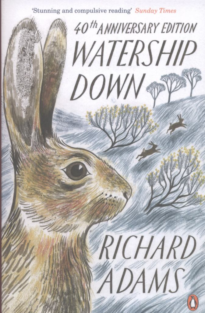 Watership Down  by Richard Adams - 9780241953235