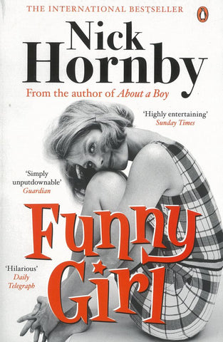 Funny Girl  by Nick Hornby - 9780241965221