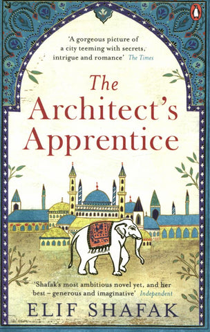 The Architect's Apprentice  by Elif Shafak - 9780241970942