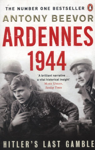 Ardennes 1944  by Antony Beevor - 9780241975152