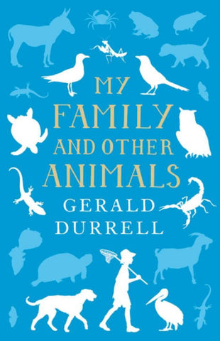 My Family and Other Animals  by Gerald Durrell - 9780241976654