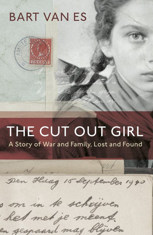 The Cut Out Girl  by Bart van Es - 9780241978726