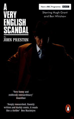 A Very English Scandal  by John Preston - 9780241983898