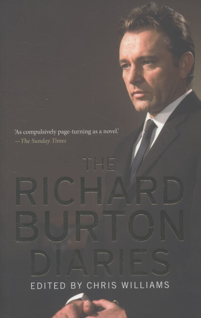The Richard Burton Diaries  by Chris Williams (Editor) - 9780300197280