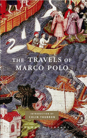 The Travels of Marco Polo  by Peter Harris (Editor) - 9780307269133